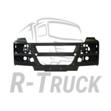 Man TGS bumper grey with copper nuts