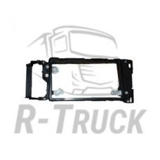 Scania R114 head lamp frame no rim and screws RH