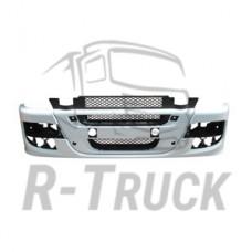 Iveco Nuovo Stralis 2007 AD/AT front bumper black advanced