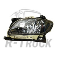 Daf XF E6 fog lamp LH e-mark